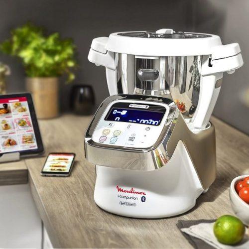 Robot de cocina molinex, robot companion moulinex