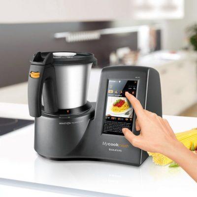 Mycook Touch, taurus mycook touch, robot de cocina mycook, postres mycook