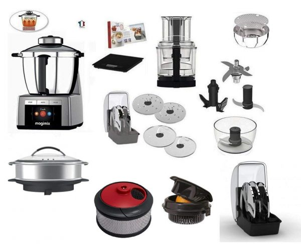 Robot de cocina Mgimix Cook Expert, Magimix, Robot cuisine magimix