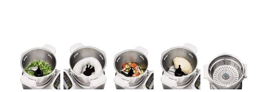 Robot cocina Moulinex, Moulinex