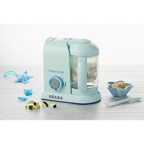 Robot de cocina 4-en-1 B/éaba Babycook Solo ROJO UK IMPORT