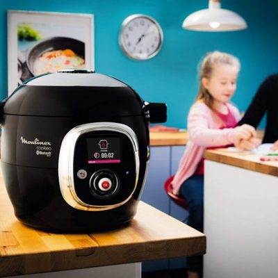 Cookea Connect, moulinex cookeo, comprar moulinex cookeo, robot de cocina moulinex cookeo, app cookeo connect