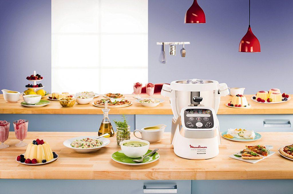 Companion Moulinex XL, robot de cocina