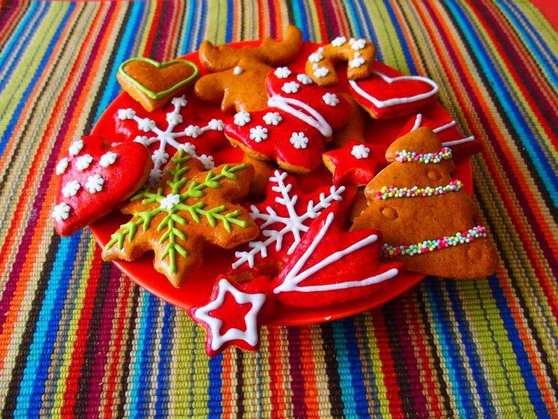 Galletas navideñas, galletas de navidad