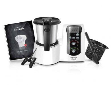 robot de cocina, robot de cocina taurus, mycook easy, my cook easy taurus