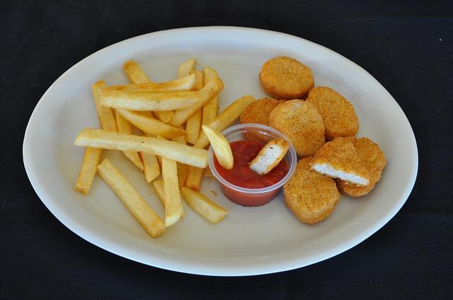 Naguets, nuggets, nuggets caseros, nuggets pollo, nuggets cecomix