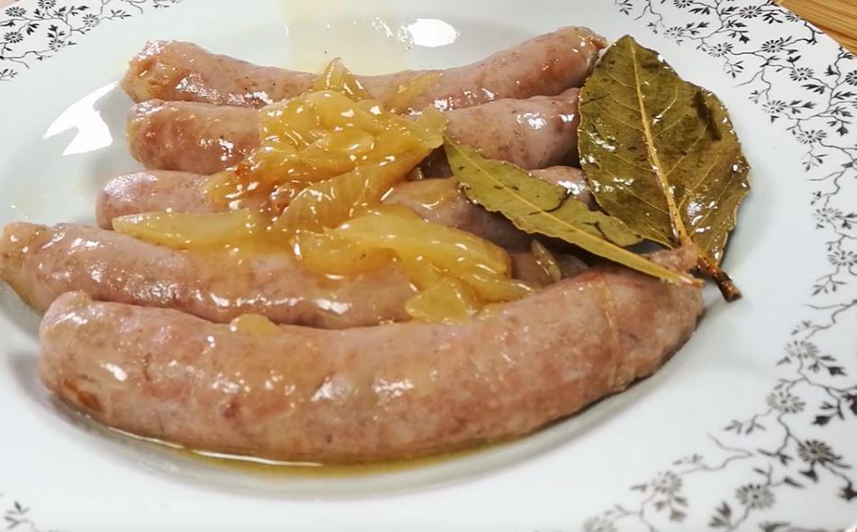 Salchichas, salchichas fresca, salchichas con patatas, salchicas al vino, salchichas thermomix