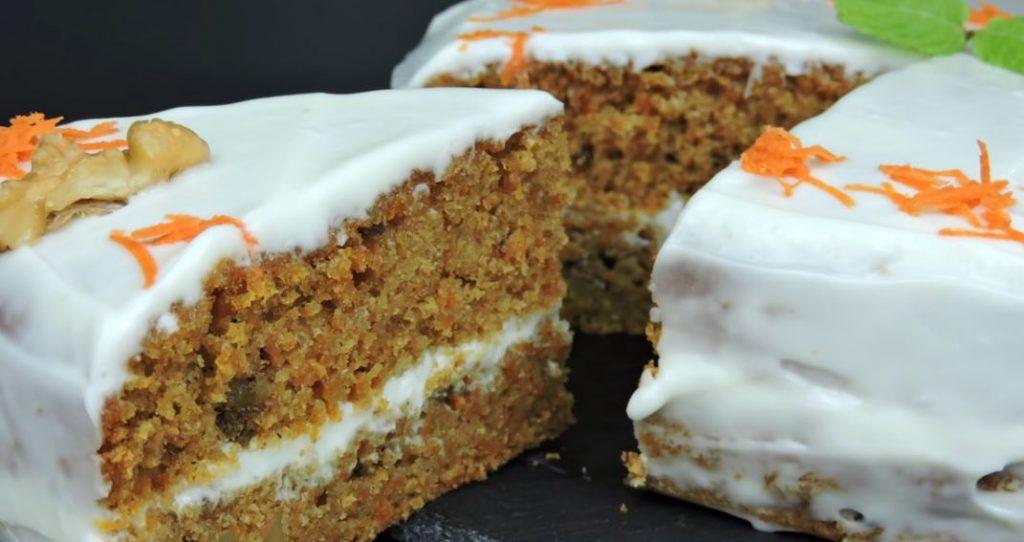 Tarta, tarta mambo, tarta cecotec, tarta mambo cecotec, tarta de zanahoria, pastel de zanajoria, pastel rico, tarta facil