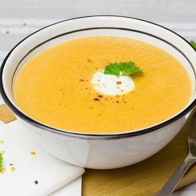 crema de calabaza y zanahoria mambo, crema calabaza y zanahoria mambo, pure de calabaza y zanahoria