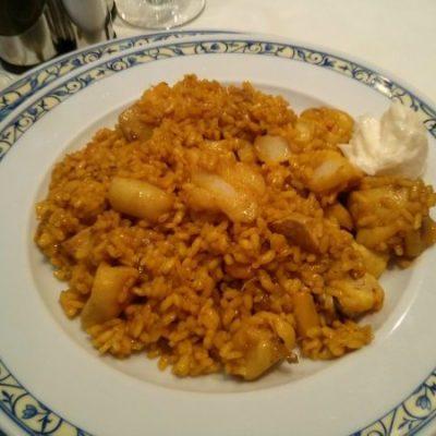 arroz, arroz chipirones, arroz mambo, arroz en la mambo cecotec, receta de arroz mambo cecotec