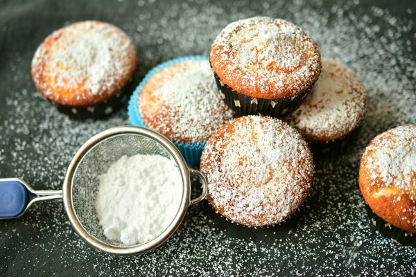 Muffins, muffins faciles, muffins rapidas, muffins mambo cecotec, receta de muffins, receta de muffins mambo cecotec