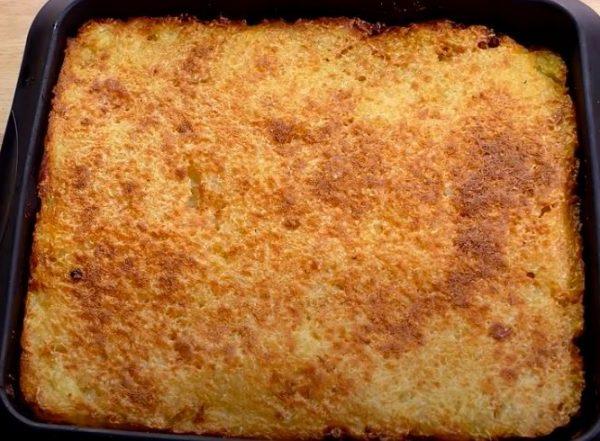 Pastel de carne, pastel carne, pastel de carne y patata, pastel de carne y pure de patata, pastel de carne y patata mambo