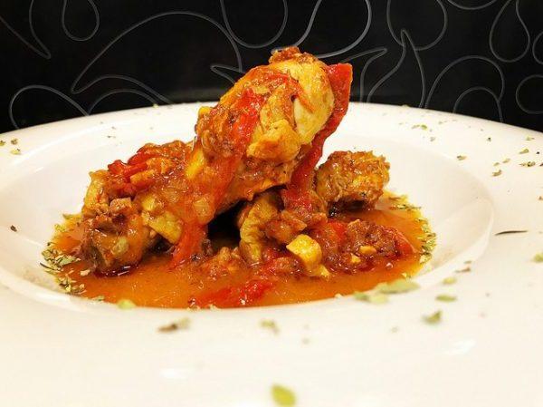pollo al chilindrón mambo, mambo pollo al chilindron,, pollo al chilindron mambo cecotec, pollo al chilindron mambo, pollo chilindron mambo, pollo con tomate mambo, pure de verduras y pollo mambo