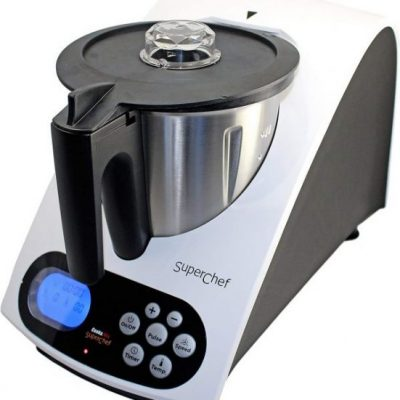 superchef va1500 recetas, superchef, superchef va1500, robot superchef, robot de cocina superchef