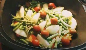 Verduras, verduras mambo, verduras mambo cecotec, verduras al vapor, verduras vapor, verduras vapor mambo